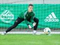 SCR Training 21.4.2020 - 049 (Richard Strebinger)  SK Rapid Wien