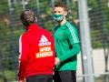 SCR Training 21.4.2020 - 110 (Richard Strebinger)  SK Rapid Wien